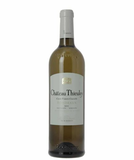 Château thieuley blanc courselle