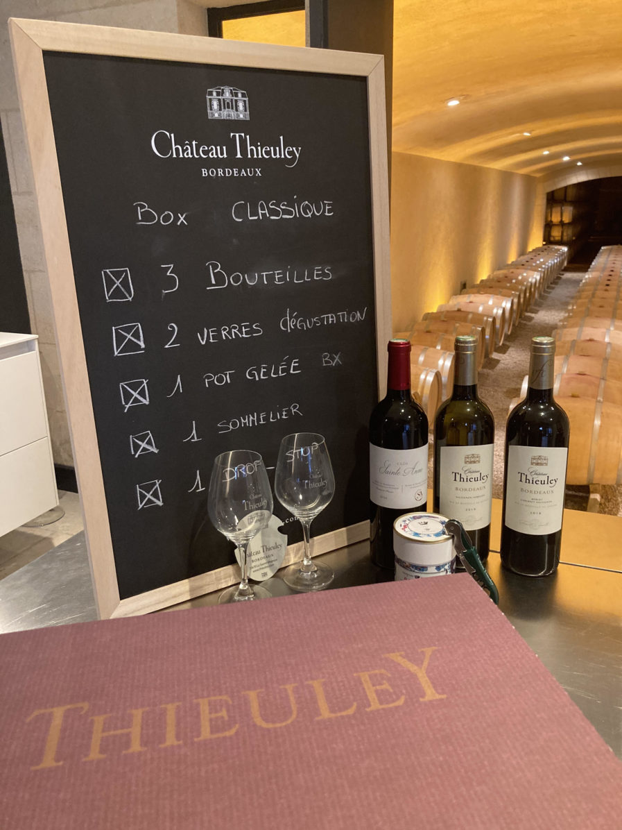Box classique Thieuley